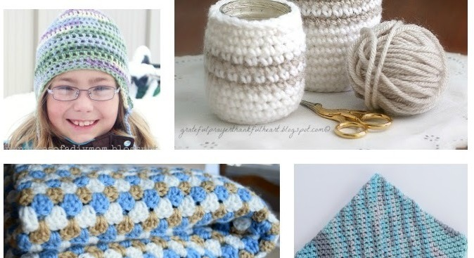 Mix · Easy Crochet Projects Plus Tips for Beginners
