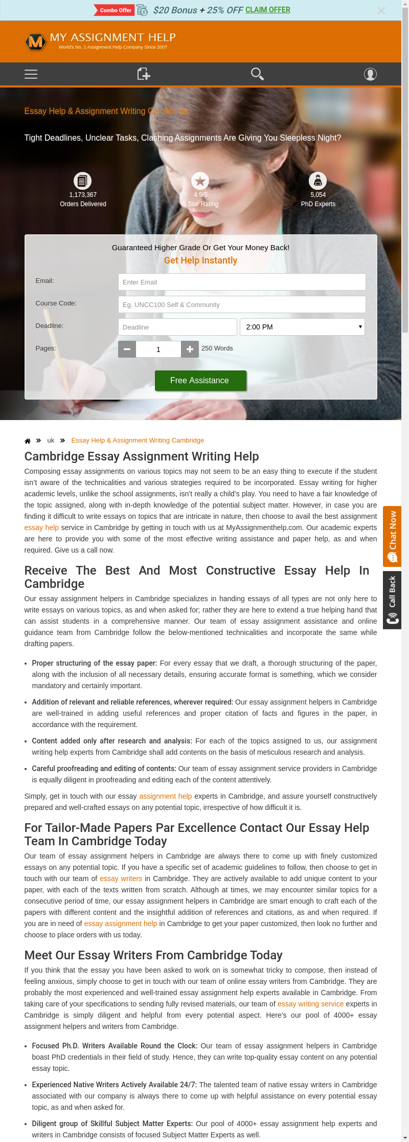 Examples Of Thesis Statements For Persuasive Essays  Helpneed Cambridge Essay Help  Cambridge Assignment Help Our British  Assignment Writers Provide Best Assignment  Essay Writing Help Service In  Uk Science And Religion Essay also How To Write An Application Essay For High School Mix  Cambridge Essay Writing Help  Cambridge Assignment Writing Help Learn English Essay
