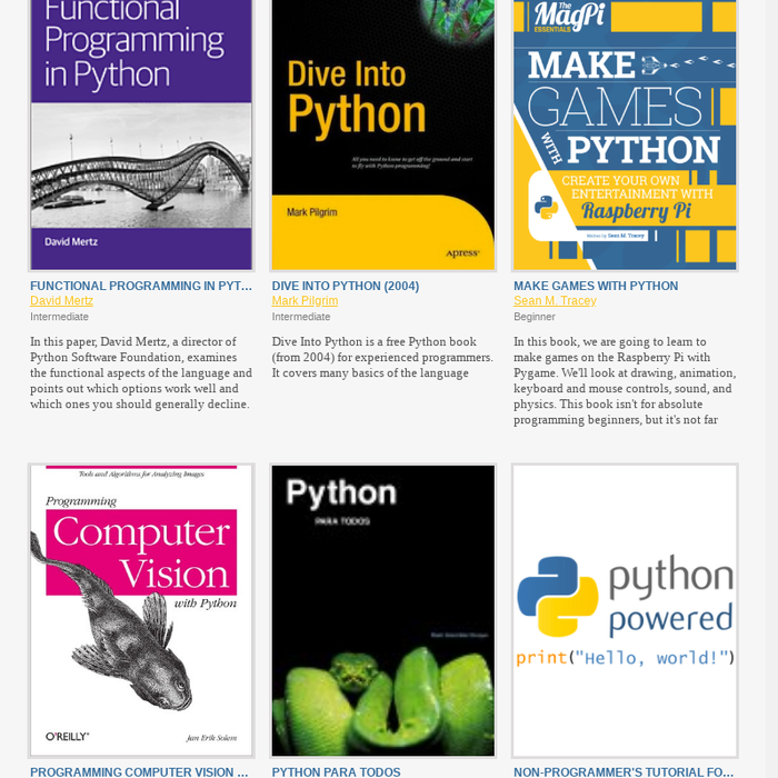 Mix · PythonBooks - Learn Python the easy way !