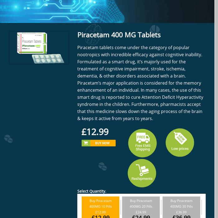 Mix Piracetam Tablets Buy Piracetam 400 Mg Tablets Online Uk