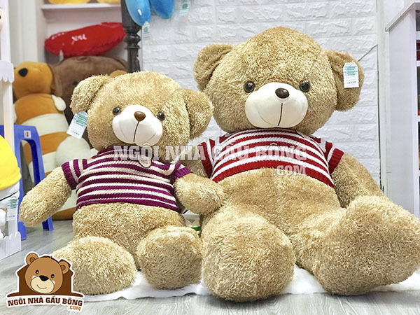 Gấu bông teddy giá rẻ, chất lượng cao | 3 Gợi ý từ Ngoinhagaubong.com