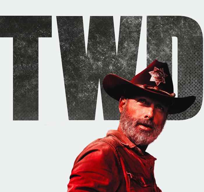 Mix Rick Grimes In The Walking Dead Season 9 4k Wallpapers