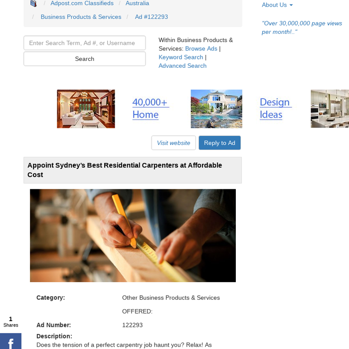 Mix · Appoint Sydney s Best Residential Carpenters at