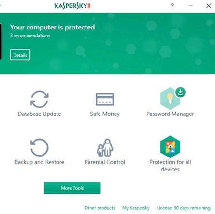 download kaspersky total security 2019 offline installer