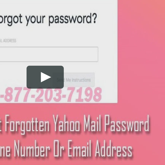 recover yahoo email password without security question