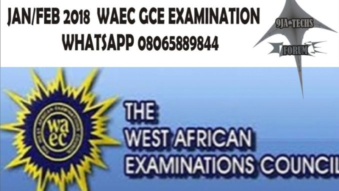 Mix · 2019 BEST WAEC EXPO/RUNZ QUESTIONS AND ANSWERS