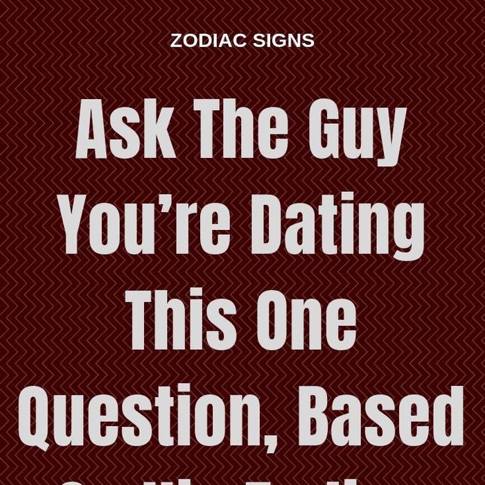 Dating add guy