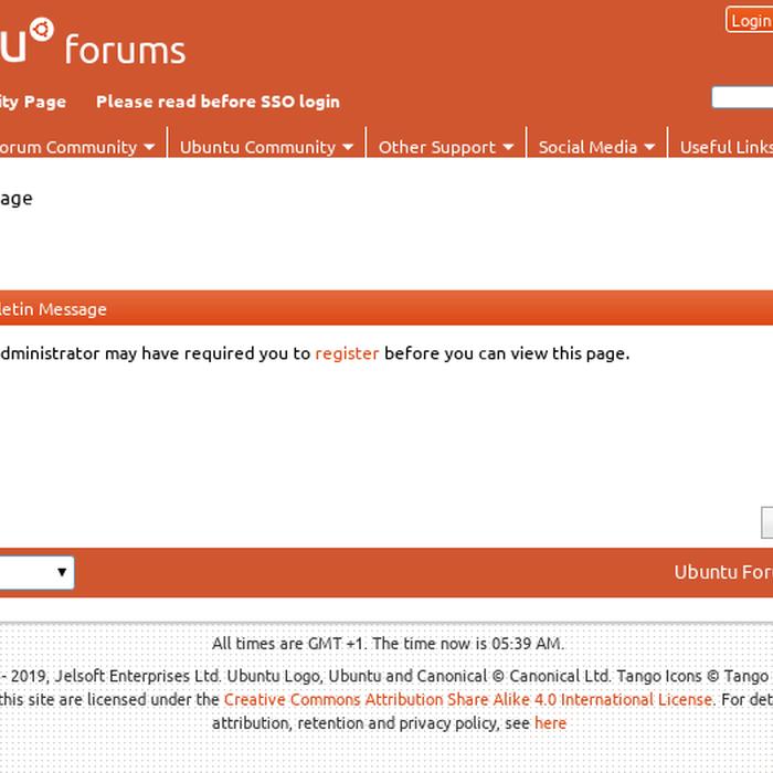 Mix · Ubuntu Forums
