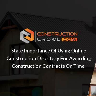 Mix · State Importance of Using Online Construction Directory for