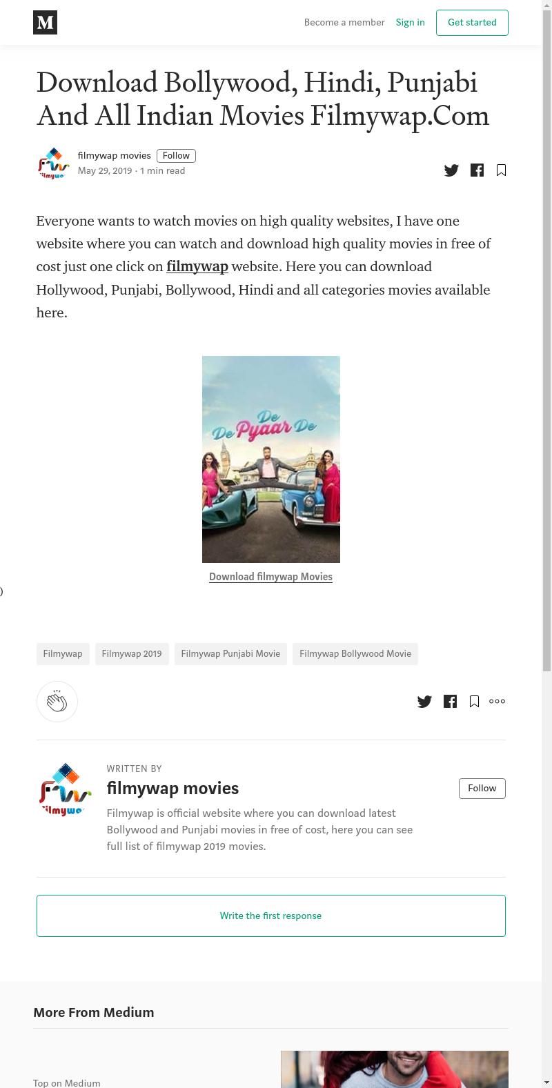 filmywap · Posts
