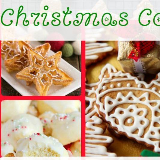 Mix 15 Christmas Cookies From Around The World The Wimpy Vegetarian