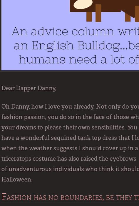 Mix · Dear Lola – Dapper Danny