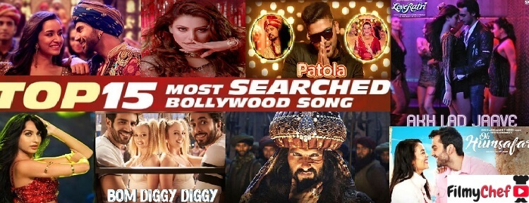 By Photo Congress    Top Bollywood Party Songs 2018 List
