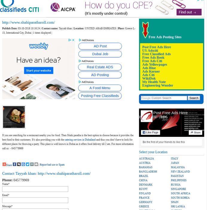 Mix · Search Domain · classifiedsciti com
