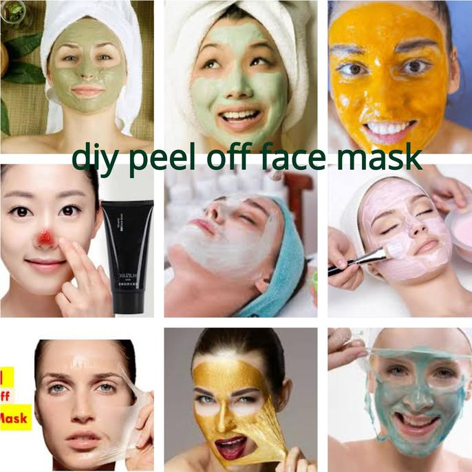 ... are giving simple tips and recipes for DIY peel off face mask and DIY face masks 2019 as these homemade face masks recipes will make you stunning.