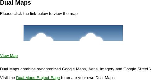Dual Maps on