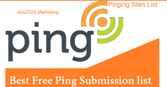 Mix · Ping Submission Sites List 2019- Top 30 Pinging Sites