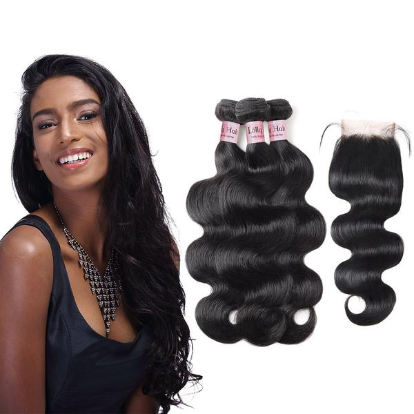 0766afcd6 ... offer grade 9A high quality virgin human hair only, with types of  straight hair, kinky curly hair, loose deep wave, body wave, can be dyed  and restyled, ...